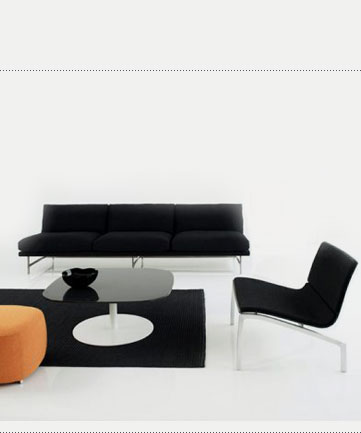 PIERO LISSONI SOFA & CHAIR 1