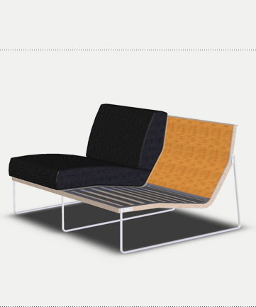 PIERO LISSONI SOFA & CHAIR 2
